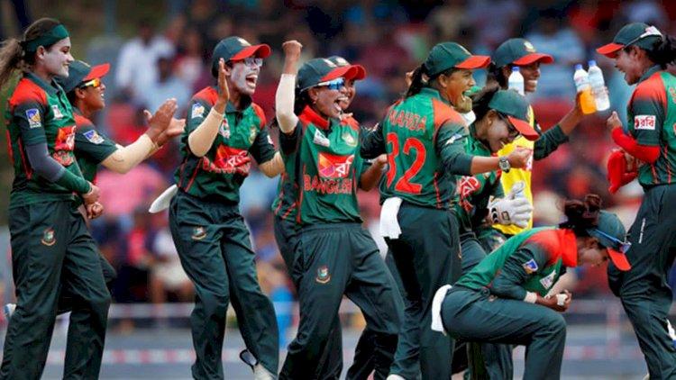 টেস্ট স্ট্যাটাস পেল বাংলাদেশ নারী দল