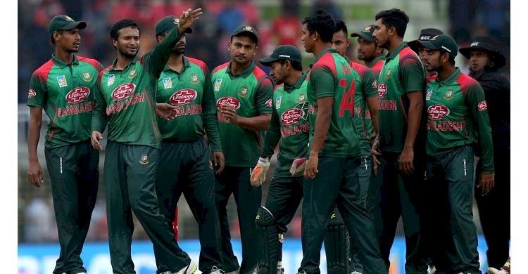 শ্রীলঙ্কার বিপক্ষে ওয়ানডের দল ঘোষণা, ফিরলেন সাকিব-ইমরুল